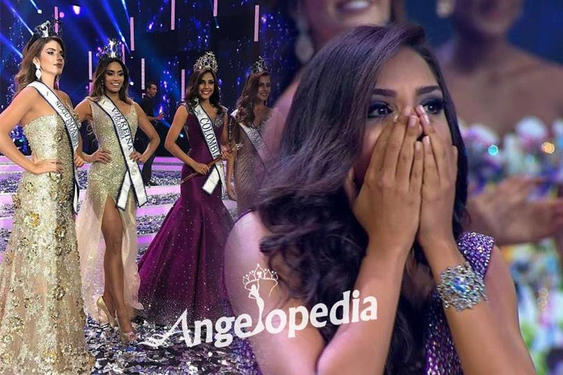 Miss Colombia Laura Gonzalez Ospina >> Laura Gonzalez Ospina Crowned As Miss Colombia 2017 Latest Pageant