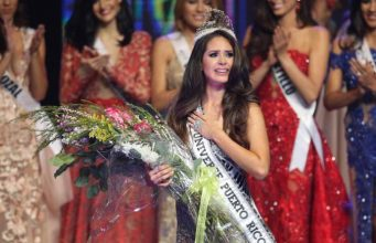 Danyeshka Hernandez is crowned Miss Universe Puerto Rico 2017