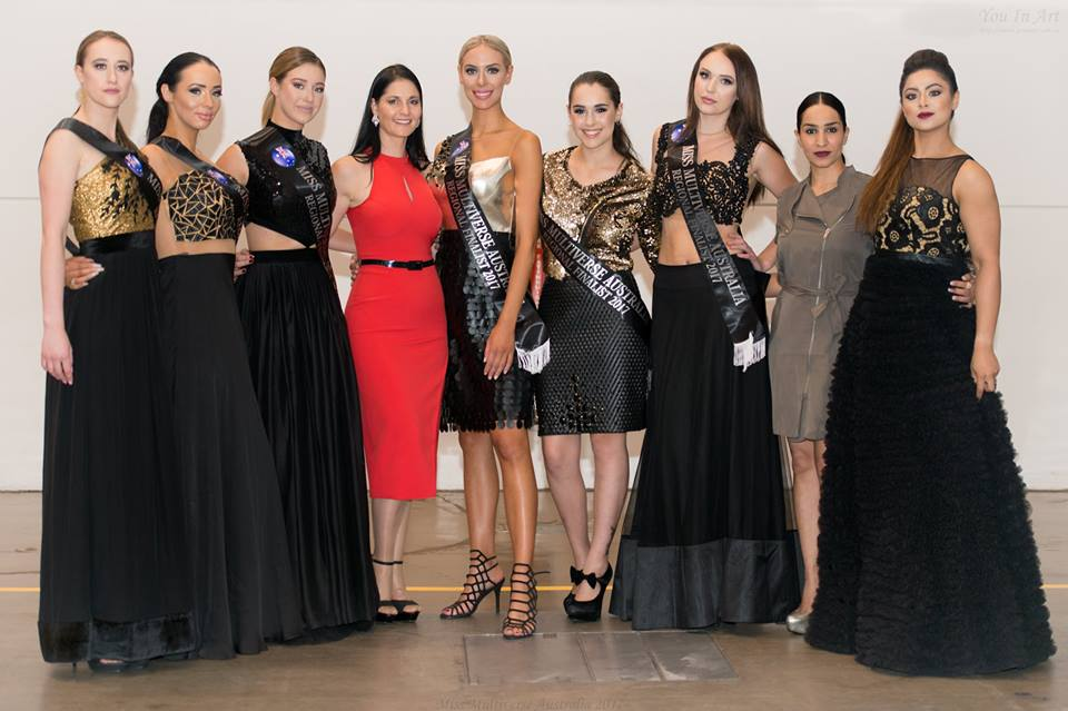 Miss Multiverse Australia VIC finalists