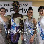 pageantfame.com18c96 IMG 3704 150x150 9bc14b70a4b617aa738d8ab8f96e2c6855900a66 - Who stood out during a Miss International 2017 acquire party?