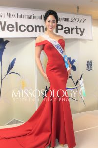 pageantfame.comcdea5 IMG 3713 200x300 4148f10e671c2a056bdf2c94c2daf2b0a0261be4 - Who stood out during a Miss International 2017 acquire party?