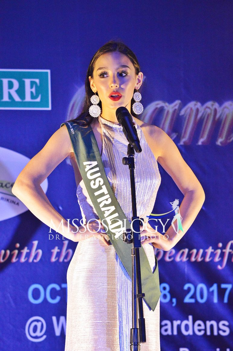 pageantfame.comfbc3f DSC 0552 9eb28a57426086d45a268454eb45ddacb03424be - Miss Earth 2017 representatives beauty Psalmstre meet-and-greet event