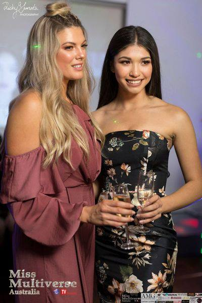 Miss Multiverse Australia & Adpro Management Group Farewell Party