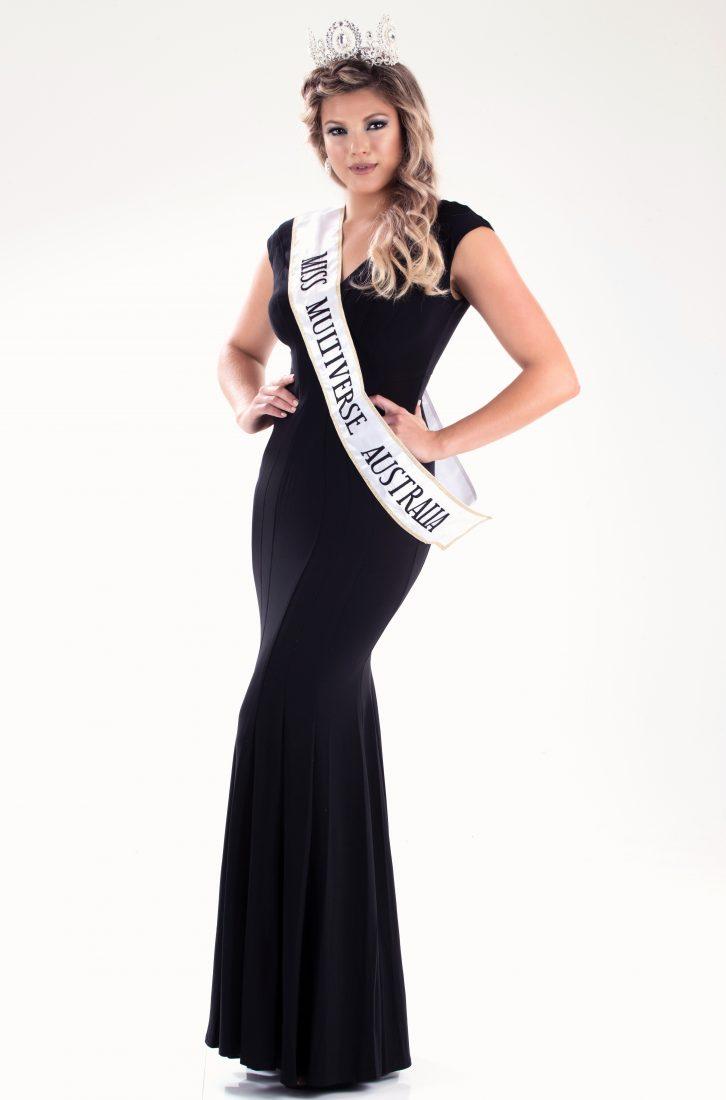 Miss Multiverse Australia 2017